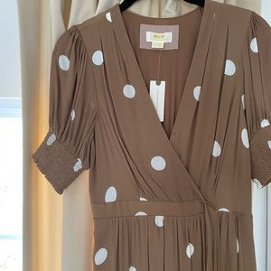 Maeve by Anthropologie Maxi Dress Size 0